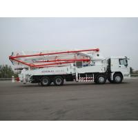 Wholesale ZOOMLION mounted concrete pump truck 47m with Preeminent intelligent control from china suppliers