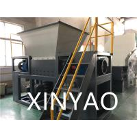Automatic Plastic Bottle Recycling Machine , Plastic Bottle Shredder Machine