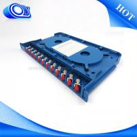 Wholesale 12 Port Fiber Patch Panel OEM / ODM from china suppliers