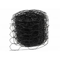 Wholesale Colorful Craft Chicken Wire Netting , Chicken 50mm Wire Mesh 2.5m - 5m Length from china suppliers