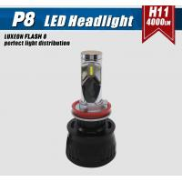 Buy cheap Super bright 36W H11 LED Car Headlight 4000lm 6500K ,EMARK DOT Certification from wholesalers