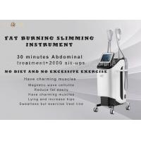 Wholesale High Efficiency Body Slimming Machine Increase Abdominal Muscles CE Certificate from china suppliers