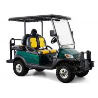 Buy cheap Tourist Multi Passenger Golf Carts , Off Road Golf Carts With Big Steel Front Bumper from wholesalers