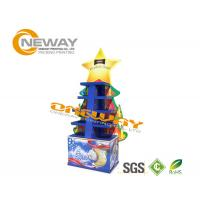 Wholesale Glossy Printed Cardboard Display Stands for Promotion Trade Show from china suppliers
