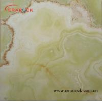 Wholesale 24''x24'' Green color polished tiles from china suppliers