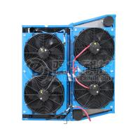 Wholesale 210HP engine 90KW heat rejection power 10M  bus electric  engine cooling system from china suppliers