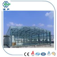Wholesale 10mm Extra clear glass for building , high transmittance low iron glass from china suppliers