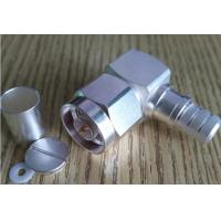 Wholesale High quality straight rf coaxial N connectors with cable from china suppliers