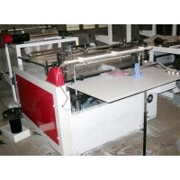 Quality 20-30m / min Automatic Counting Computer Control Horizontal Slicer Paper Slitting Machine for sale