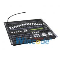 Wholesale Dmx512 Led Controller With 62 Intelligent Fixtures , Dj Light Controller For Night Club from china suppliers