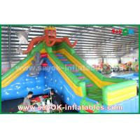 Wholesale Giant Safety Inflatable Bouncer for Amusement park , inflatable bounce castle from china suppliers