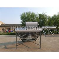 Quality Unpressurized Vacuum Tube Solar Collector For Home Solar System And Heat Pump for sale