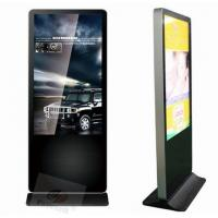Wholesale Samsung Panel Floor Standing digital signage exterior , lcd advertising player from china suppliers