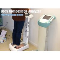 Wholesale Multi- Frequency Body Composition Analyzer For Weight BMI / Fat Testing from china suppliers