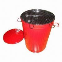 Buy cheap Barrel Simple BBQ Grills, Easy Cleaned and Assembled from wholesalers