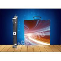 Wholesale Ultra Thin 3.91mm LED Video Walls Indoor And Outdoor 500 X 500 Cabinet from china suppliers