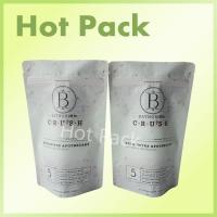Wholesale Bathorium 600g Eucalyptus Apothecary Laminated Matte Ziplock Stand Up Bags from china suppliers