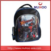 Wholesale Black Fashion Cartoon Backpacks School backpack School Bag for Kids from china suppliers