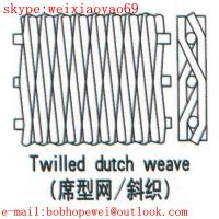 Wholesale reverse dutch woven wire mesh/stainless steel mesh/metal screen mesh/metal mesh fabric/ss wire mesh  (big Stock) from china suppliers