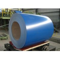 Wholesale Color Galvalume Steel Coil Sheet , Hot Rolled Steel Strips Corrosion Resistance from china suppliers
