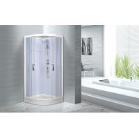 Quality Double sliding door shower enclosure , 900 x 900 x 2150mm Glass Shower Cabin for sale