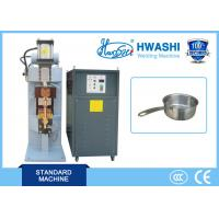 Wholesale Automatic DC Capacitor Discharge Spot / Projection Welding Machine for  Aluminum Cookware from china suppliers