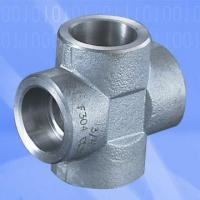 Wholesale ANSI B 16.11 SS316 Threaded Cross from china suppliers