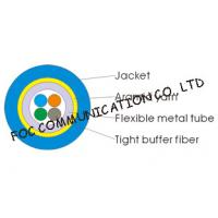 Wholesale Multicore Optical Fiber Cable Armored Flexible and Suitable For Long Distance from china suppliers
