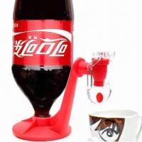 Wholesale Juice/Beer Bottle Dispenser for Drinking, Available in Red  from china suppliers