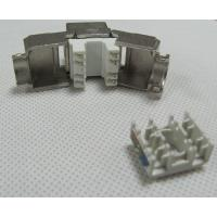 Wholesale Toolless Cat6A RJ45 STP Network keystone jack With cable holder from china suppliers