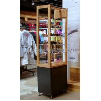 Wholesale Free Standing Sunglasses Display Case Wood Acrylic Eyeglass Display Tower For Eyewear from china suppliers