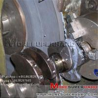 Wholesale Conventional Crankshaft Grinding Wheel  Alisa@moresuperhard.com from china suppliers