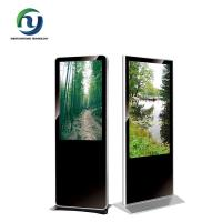 Quality 1920*1080 Led Free Standing Display , Touch Advertising Free Digital Signage Player for sale