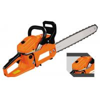 Wholesale Petrol / Gas Powed 52CC Manual Chainsaws Green Cut Chainsaw With Magnesium Alloy Crankcase from china suppliers