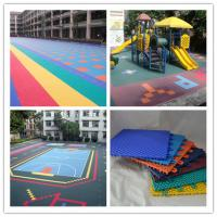 Wholesale Wonderful All-Weather Kindergarten Flooring , Colorful Kindergarten Floor Mats from china suppliers