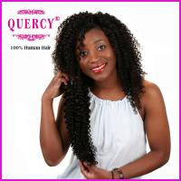 100% unprocessed virgin human hair, Malaysian virgin curly hair Weave