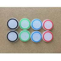 Wholesale TPU Pimple Thumb Grip Analog Stick Cover Caps Glow in Dark for PS4 PS3 XBOX ONE 360 - White from china suppliers
