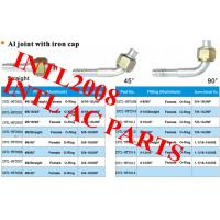 Wholesale Auto AC Barb hose Fitting tube fitting pipe fitting Oring R12 Barb Fitings female from china suppliers