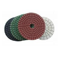 Wholesale Diamond Dry Flexible Polishing Pads (FY08) from china suppliers