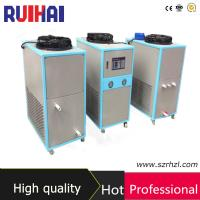 Wholesale 48.2kw Best Selling Air Box Type Scroll Plastic water Chiller from china suppliers