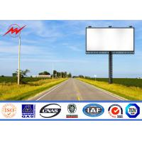 Wholesale Mobile Vehicle Outdoor Billboard Advertising Billboard For Station / Square from china suppliers