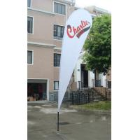 Wholesale Knitted Fabric Outdoor Advertising Flags And Banners Luxury Cross Base from china suppliers