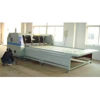 Wholesale High Efficiency Corrugated Box Flexo Printing Machine , Max Feeding 1400x2600mm from china suppliers
