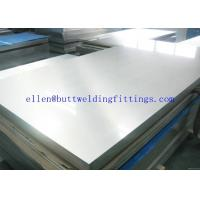 Wholesale ASTM B463-10 Standard Stainless Steel Plate for UNS N08020 Alloy Plate from china suppliers