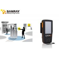 Wholesale Handheld RFID Reader With Android 4.0 Operation  System and Free SDK Demo from china suppliers