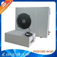 Wholesale Split EVI Energy Saving Heat Pump Air to Water air source heat pump from china suppliers