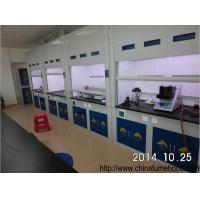 Wholesale Fiberglass Fume Hood Rubber Adjustable Feet Polymeric Resin Cabinet from china suppliers