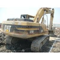 New Paint Used Cat Excavator Year 2001 , Second Hand Construction Machinery