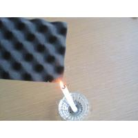 Wholesale Heat Resistant Fire Retardant Foam Sponge with PU Material 2 - 16 mm Thick from china suppliers