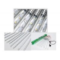 Wholesale 10 Tubes LED Meteor Lights , 30cm Helicine Meteor Shower Christmas Tree Lights from china suppliers